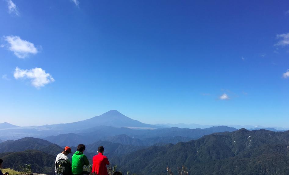 游记 20161015爬塔之岳
